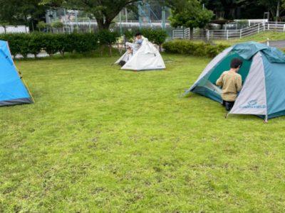 2021.6.26-27カブ隊 訓練キャンプ(2日目)